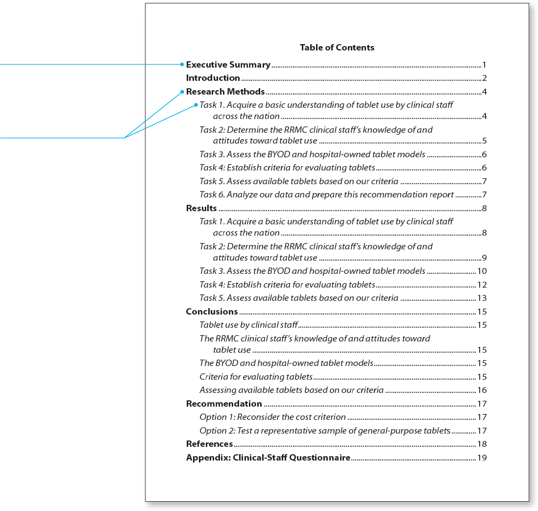 The Executive Summary Describes The Project With A Focus On The Managerial  Aspects, Particularly The Recommendation. Note The Writersu0027 Emphasis On The  ...  Executive Summary Format For Project Report